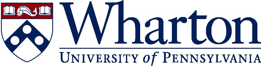 Logo for The Wharton School
