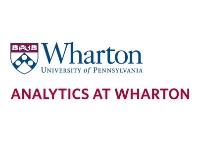 Analytics at Wharton Logo