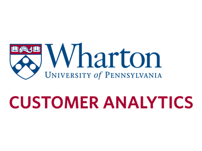 Wharton Customer Analytics Logo
