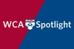 WCA Spotlight graphic