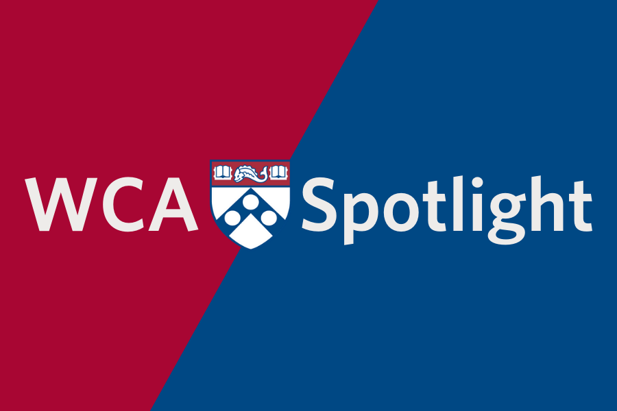 WCA Spotlight graphic
