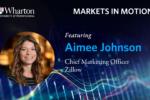 Markets in Motion - Aimee Johnson title slide