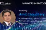 Markets in Motion - Amit Choudhary Title Slide