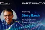 Markets in Motion - Steve Barsh Title Slide