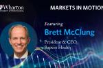 Markets in Motion - Brett McClung title slide